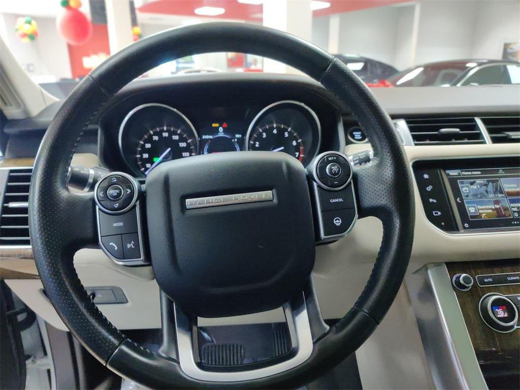 Used 2016 Land Rover Range Rover Sport 3.0L V6 Supercharged HSE | Sandy Springs, GA