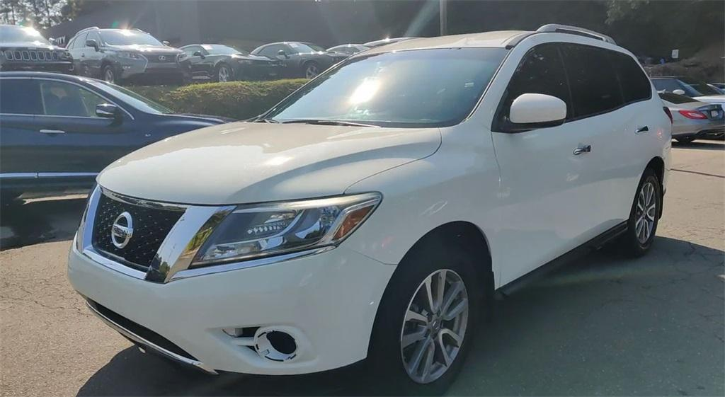 Used 2015 Nissan Pathfinder S | Sandy Springs, GA