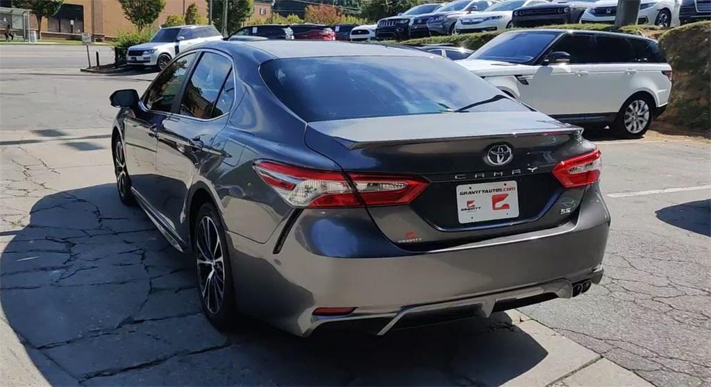 Used 2018 Toyota Camry SE | Sandy Springs, GA