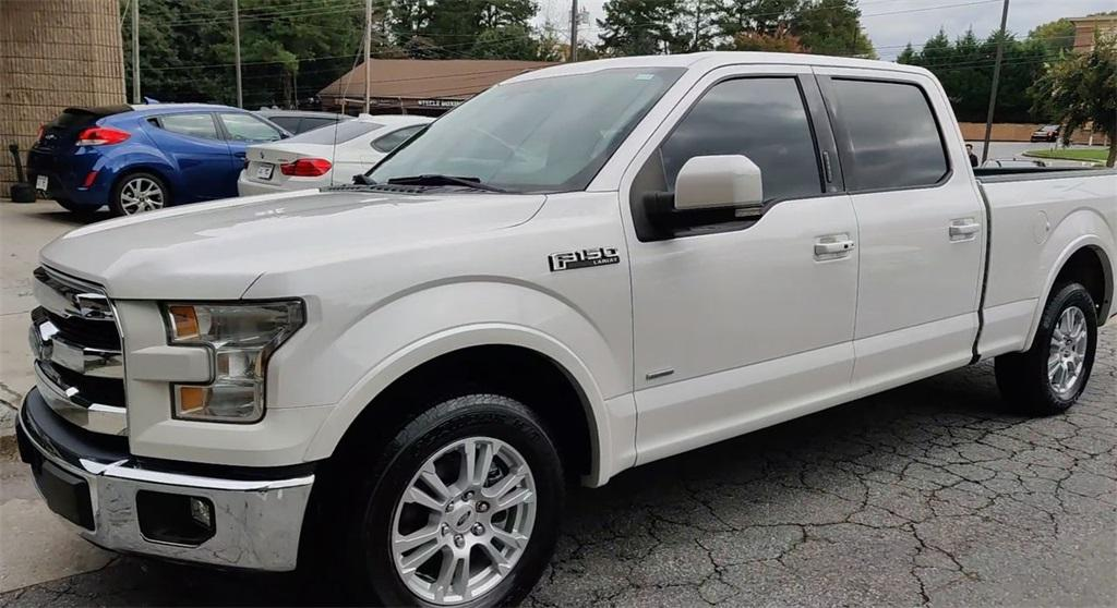 Used 2016 Ford F-150 Lariat | Sandy Springs, GA