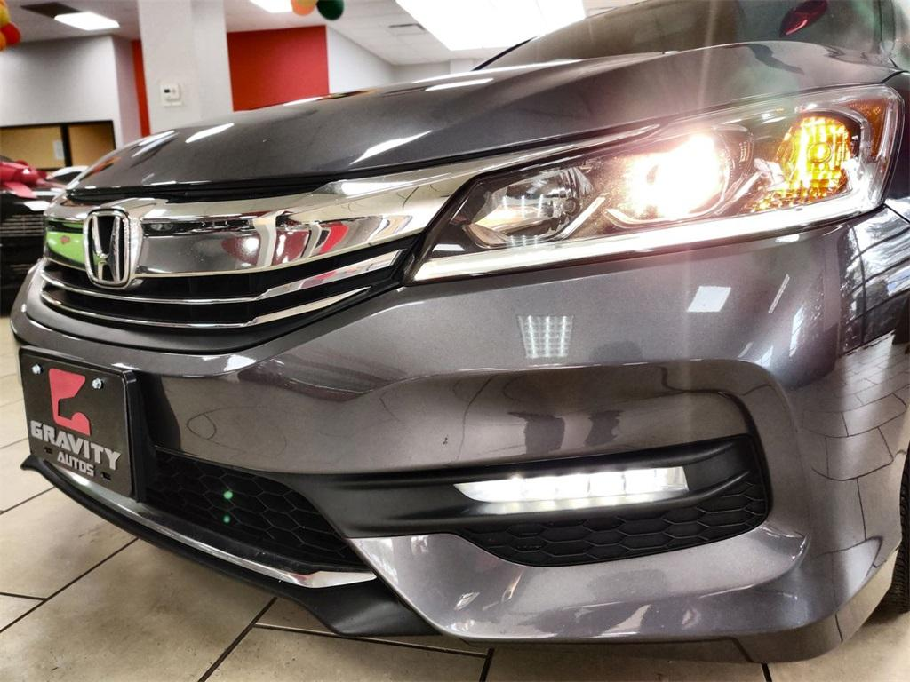Used 2017 Honda Accord Sport | Sandy Springs, GA