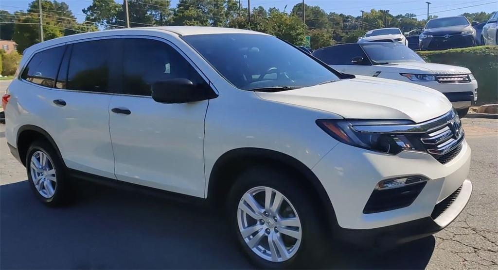 Used 2017 Honda Pilot LX | Sandy Springs, GA