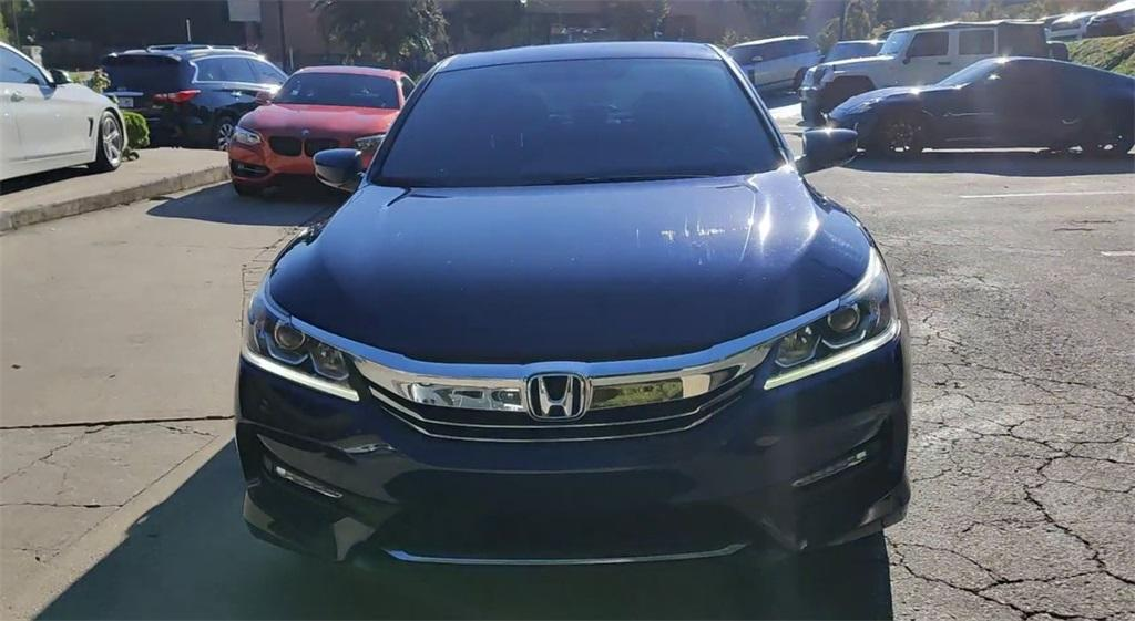 Used 2017 Honda Accord Sport Special Edition | Sandy Springs, GA
