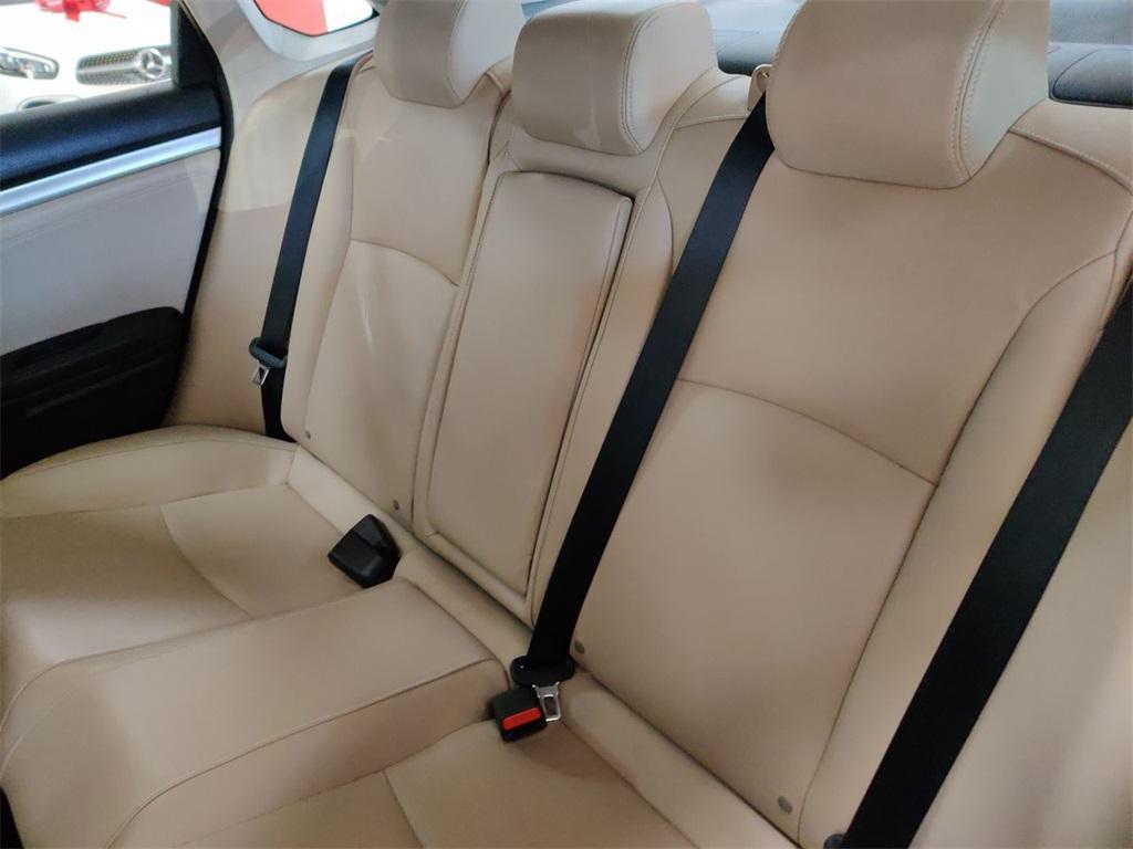 Used 2017 Honda Civic EX-L   Sandy Springs, GA