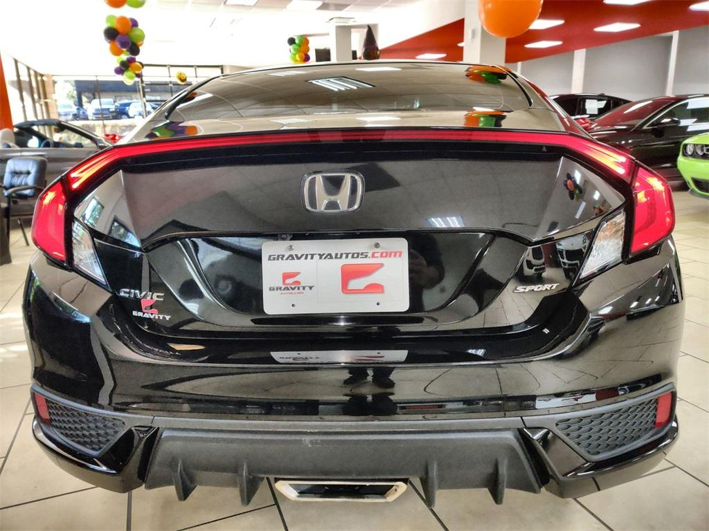 Used 2019 Honda Civic Sport | Sandy Springs, GA