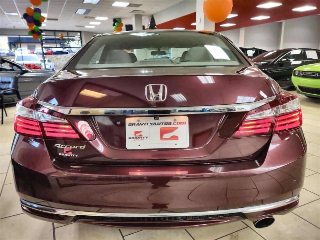 Used 2016 Honda Accord LX | Sandy Springs, GA