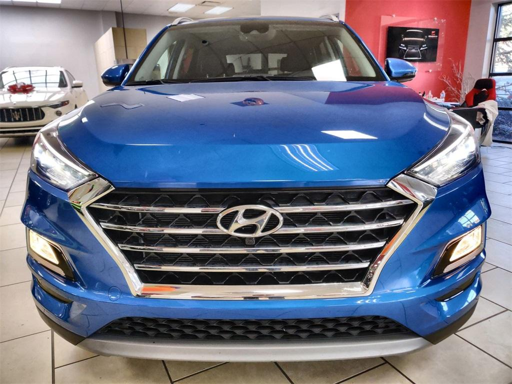 Used 2019 Hyundai Tucson Limited | Sandy Springs, GA