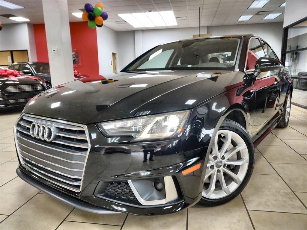 Used 2019 Audi A4 2.0T Premium | Sandy Springs, GA