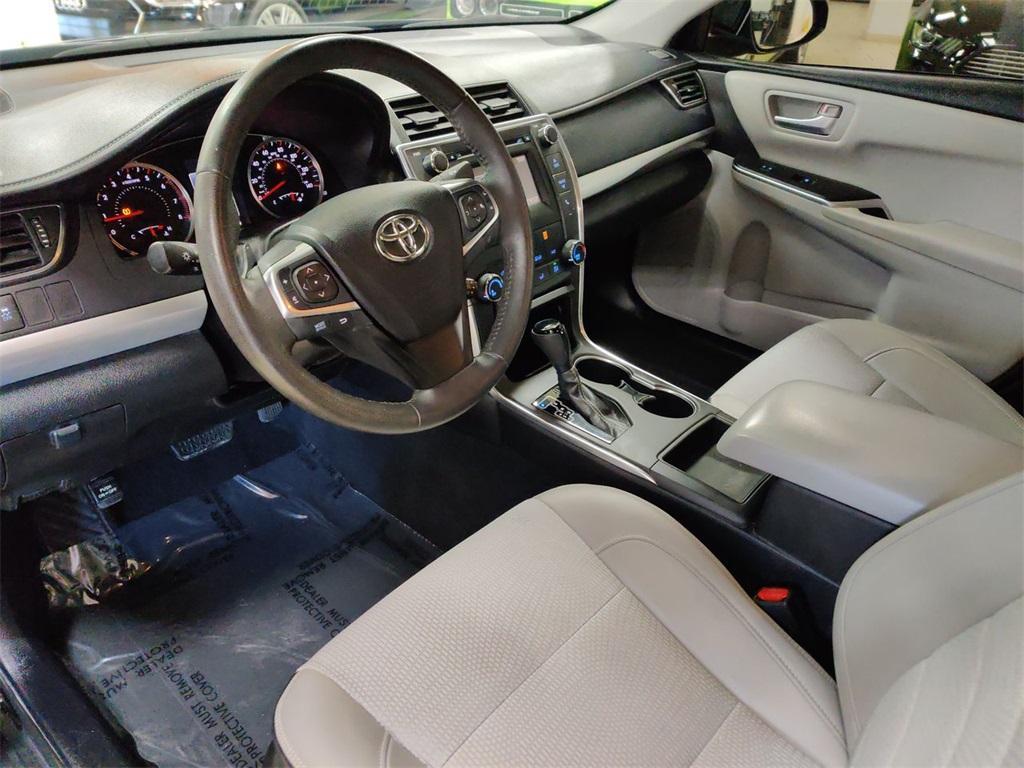Used 2017 Toyota Camry SE | Sandy Springs, GA