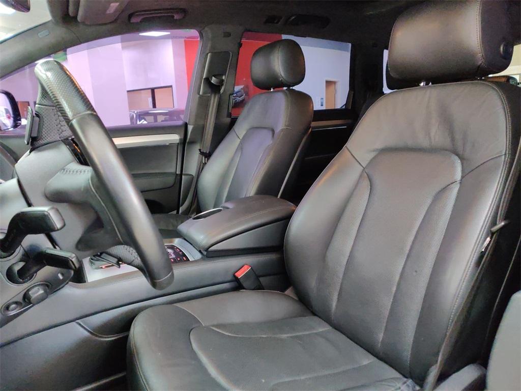 Used 2015 Audi Q7 3.0T S line Prestige   Sandy Springs, GA