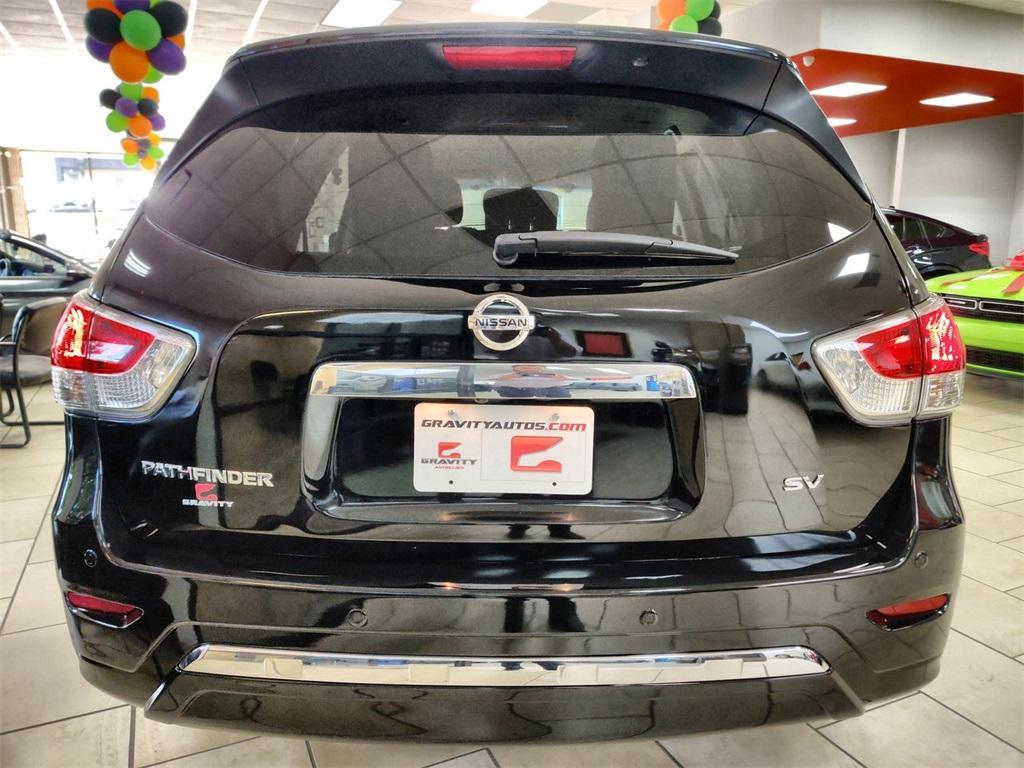 Used 2014 Nissan Pathfinder SV | Sandy Springs, GA
