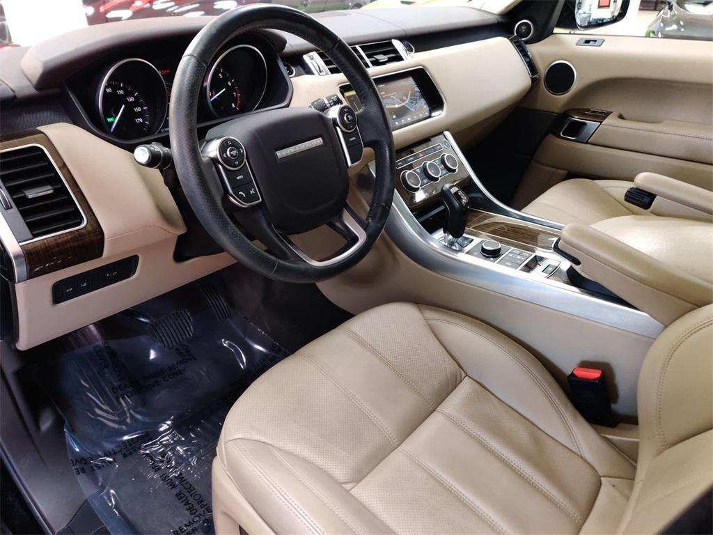 Used 2017 Land Rover Range Rover Sport 3.0L V6 Supercharged SE | Sandy Springs, GA