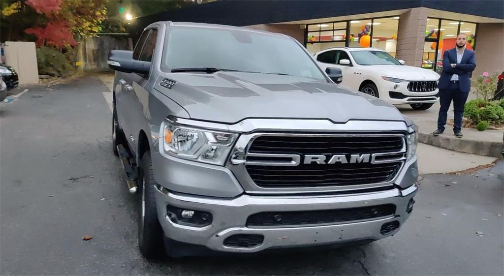 Used 2020 Ram 1500 Big Horn/Lone Star   Sandy Springs, GA