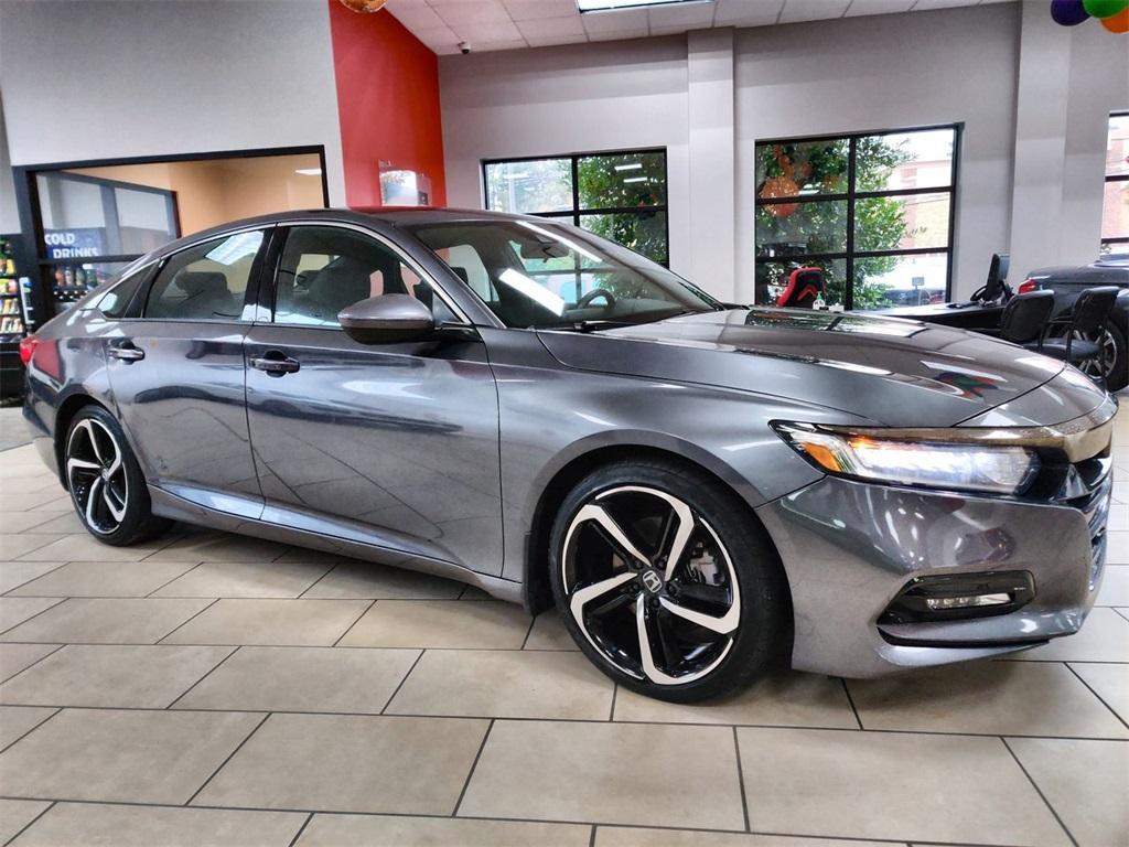Used 2018 Honda Accord Sport | Sandy Springs, GA