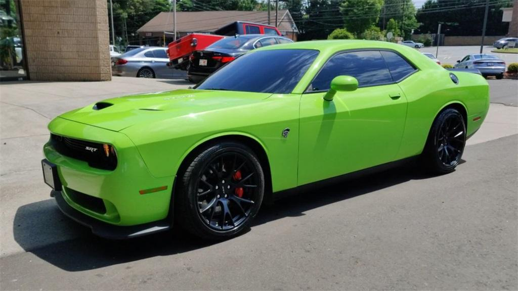 Used 2015 Dodge Challenger SRT Hellcat | Sandy Springs, GA