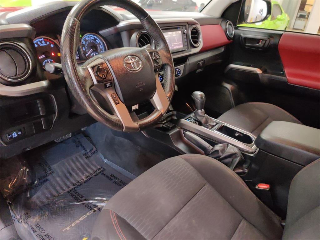 Used 2016 Toyota Tacoma SR5 | Sandy Springs, GA
