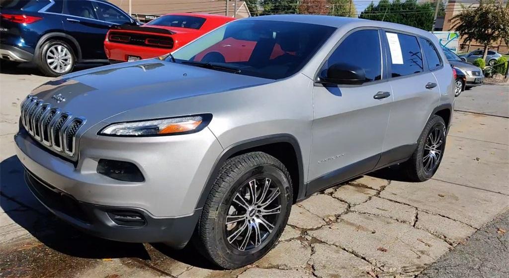 Used 2015 Jeep Cherokee Sport   Sandy Springs, GA