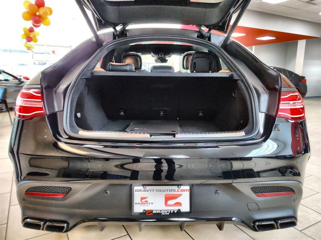 Used 2017 Mercedes-Benz GLE GLE 63 AMG   Sandy Springs, GA