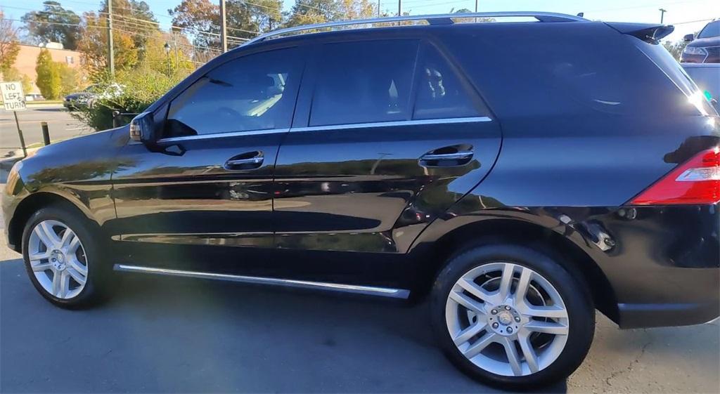 Used 2014 Mercedes-Benz M-Class ML 350 | Sandy Springs, GA