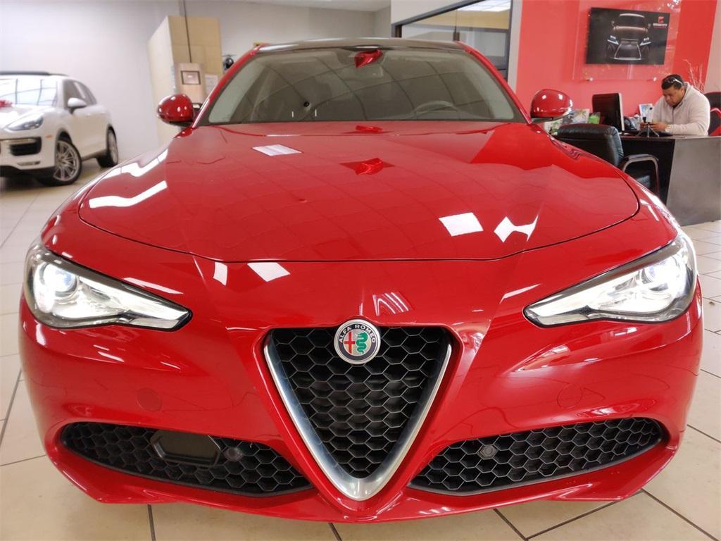 Used 2018 Alfa Romeo Giulia  | Sandy Springs, GA