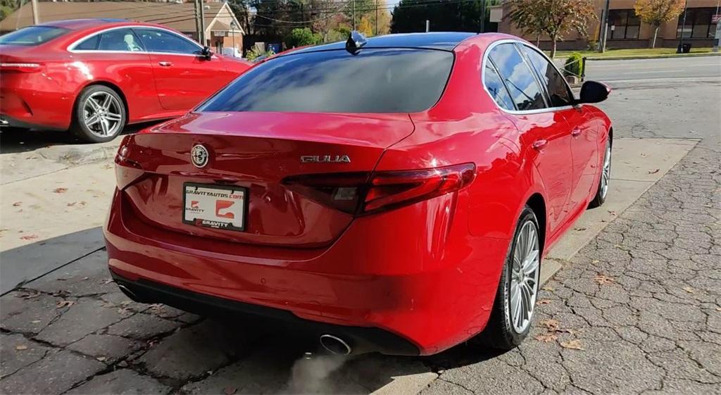 Used 2018 Alfa Romeo Giulia Ti | Sandy Springs, GA