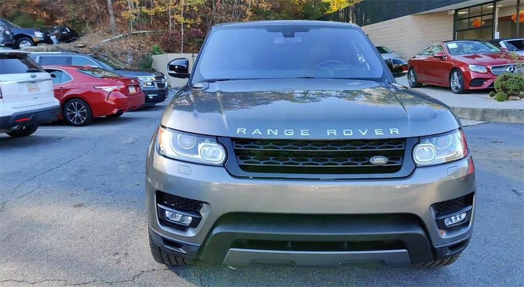 Used 2016 Land Rover Range Rover Sport 5.0L V8 Supercharged | Sandy Springs, GA