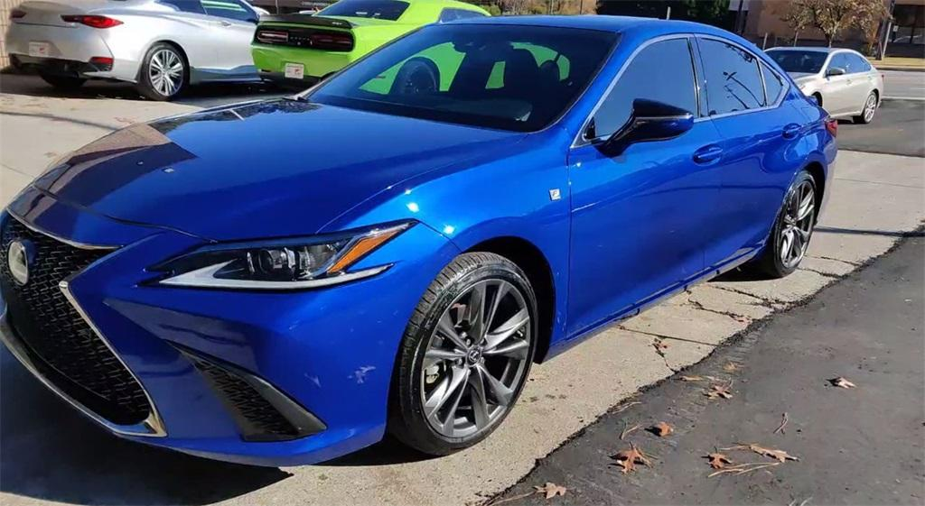 Used 2019 Lexus ES 350 F Sport | Sandy Springs, GA