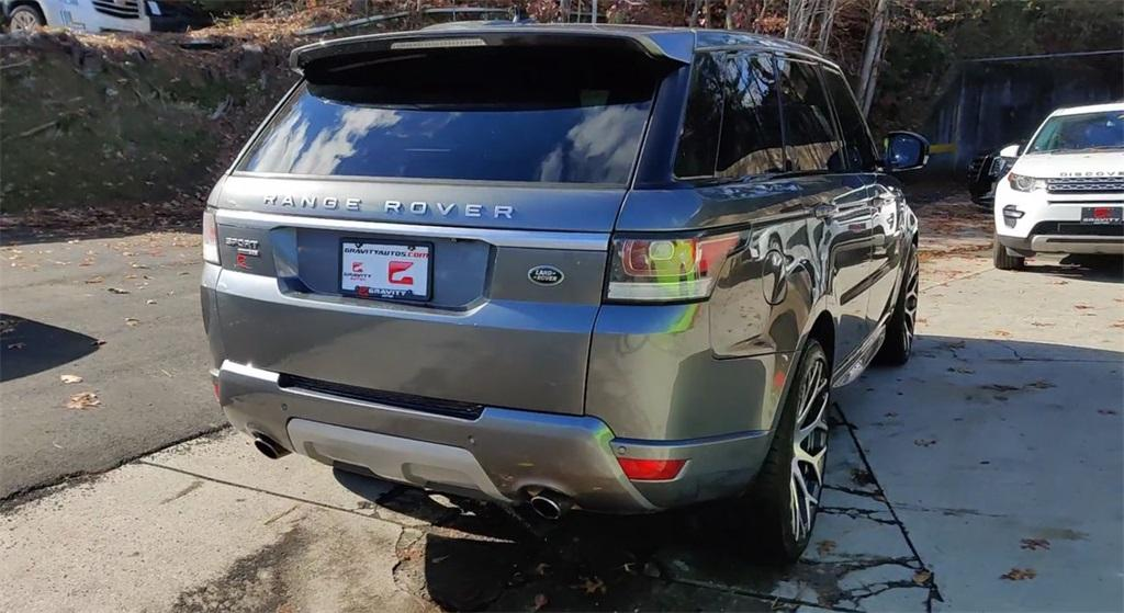 Used 2015 Land Rover Range Rover Sport 3.0L V6 Supercharged HSE | Sandy Springs, GA
