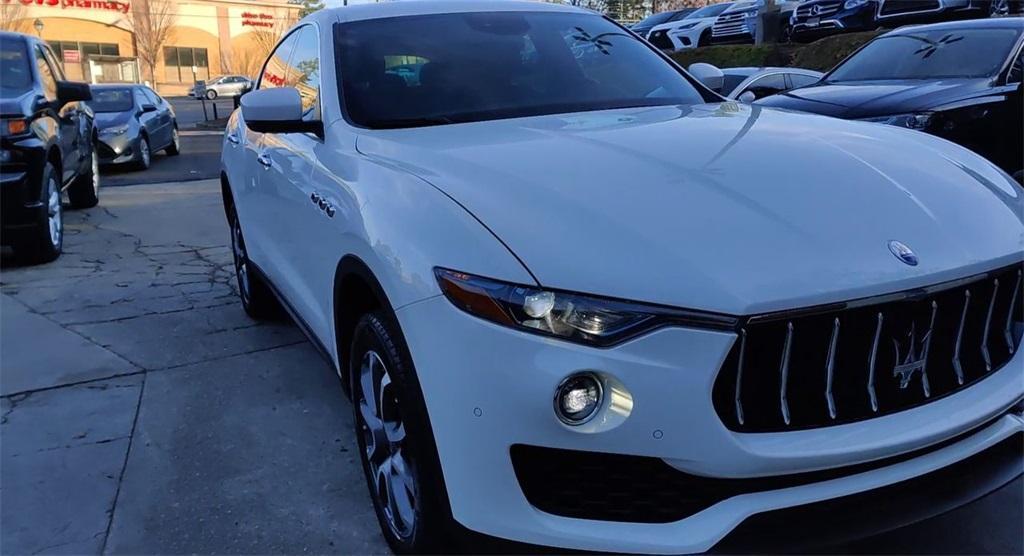 Used 2018 Maserati Levante  | Sandy Springs, GA