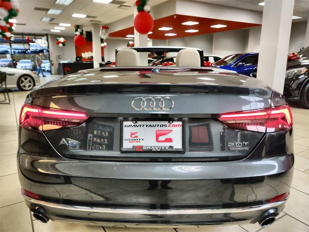Used 2018 Audi A5 2.0T Premium | Sandy Springs, GA