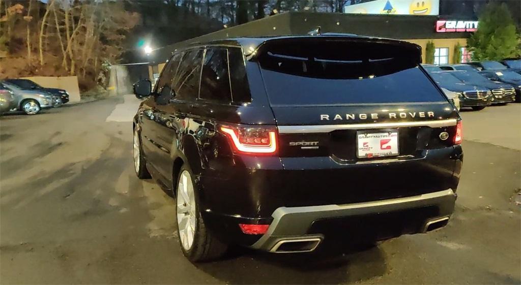Used 2019 Land Rover Range Rover Sport HSE   Sandy Springs, GA