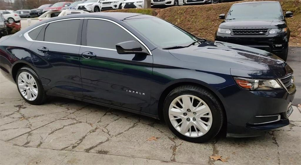 Used 2016 Chevrolet Impala LS | Sandy Springs, GA