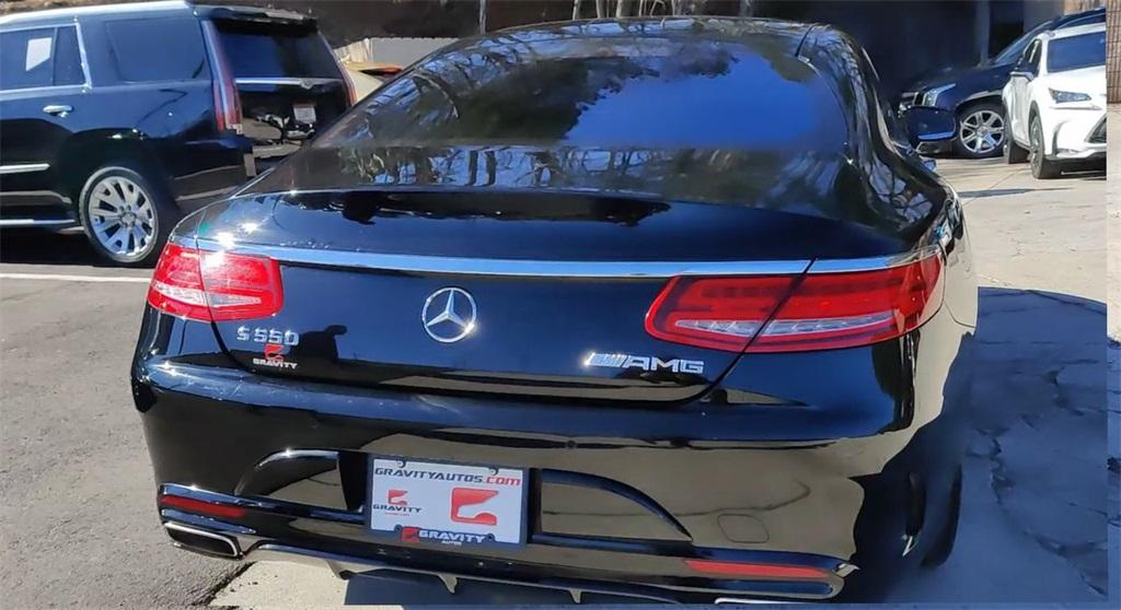 Used 2015 Mercedes-Benz S-Class S 550 | Sandy Springs, GA