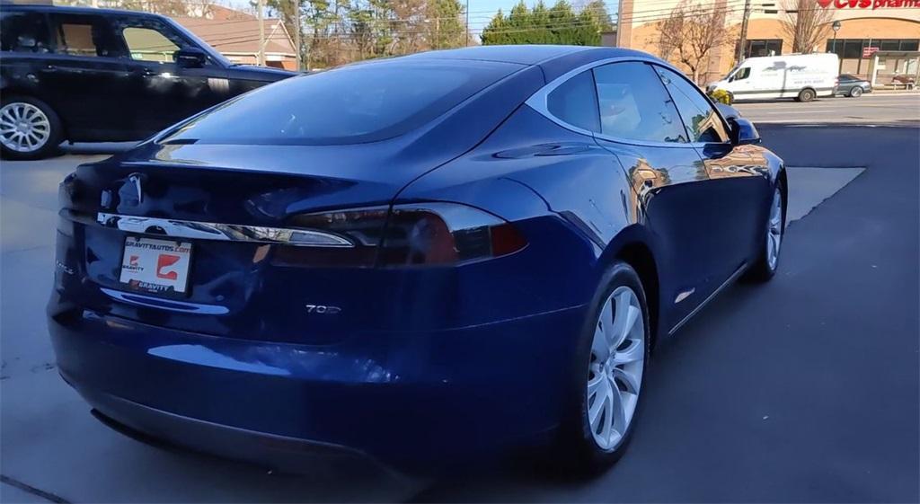 Used 2015 Tesla Model S 70D | Sandy Springs, GA