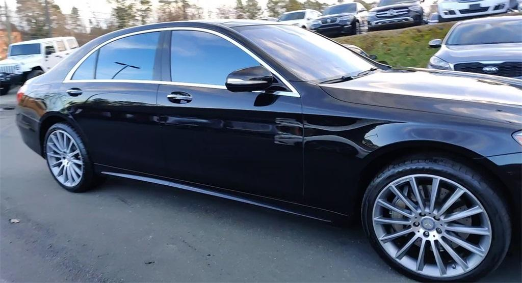 Used 2016 Mercedes-Benz S-Class S 550   Sandy Springs, GA