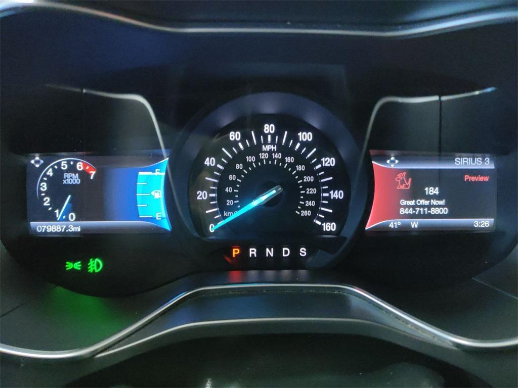 Used 2015 Ford Fusion Titanium   Sandy Springs, GA