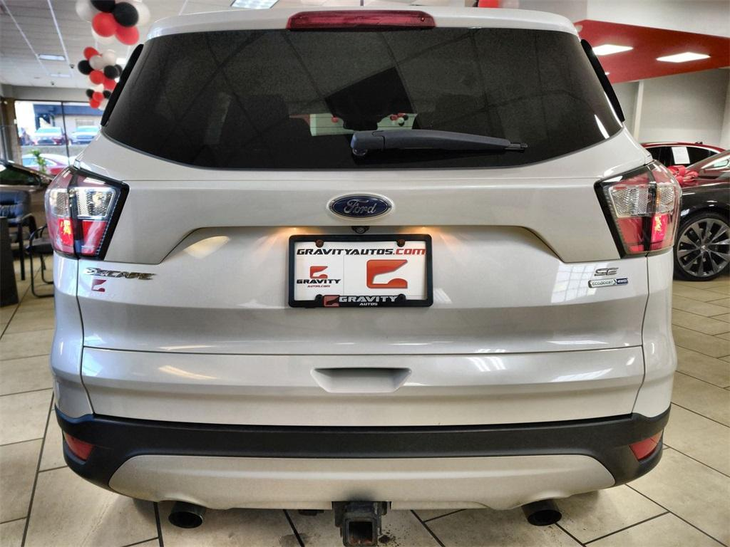 Used 2017 Ford Escape SE | Sandy Springs, GA