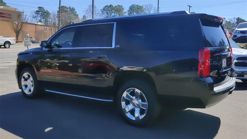 Used 2016 Chevrolet Suburban LTZ | Sandy Springs, GA