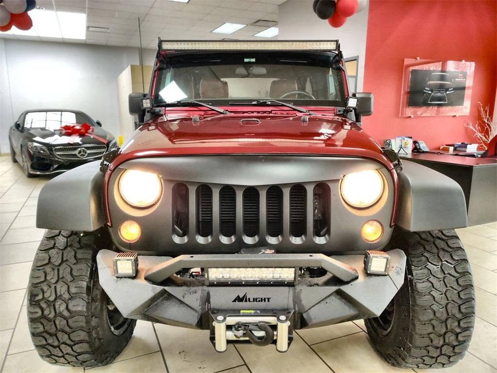 Used 2013 Jeep Wrangler Unlimited Sport | Sandy Springs, GA