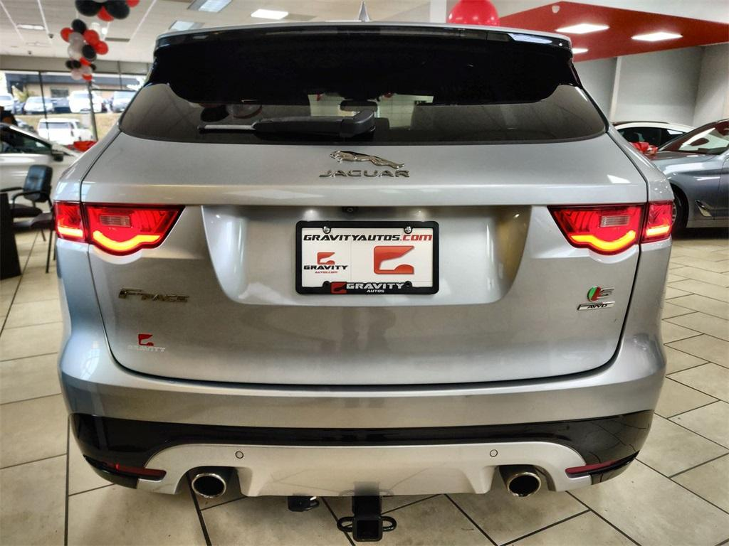 Used 2017 Jaguar F-PACE First Edition | Sandy Springs, GA