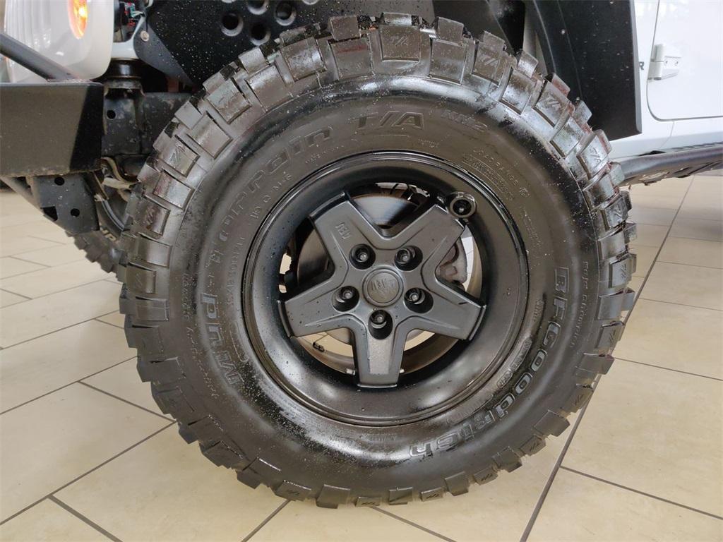 Used 2017 Jeep Wrangler Unlimited Rubicon | Sandy Springs, GA