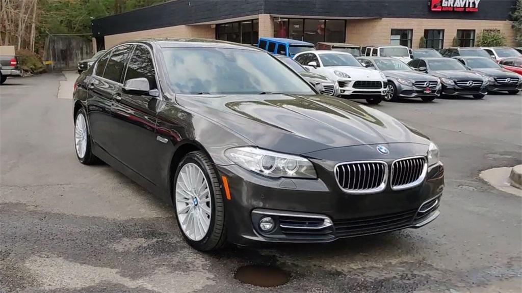 Used 2015 BMW 5 Series 550i | Sandy Springs, GA