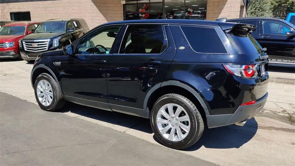 Used 2018 Land Rover Discovery Sport SE | Sandy Springs, GA