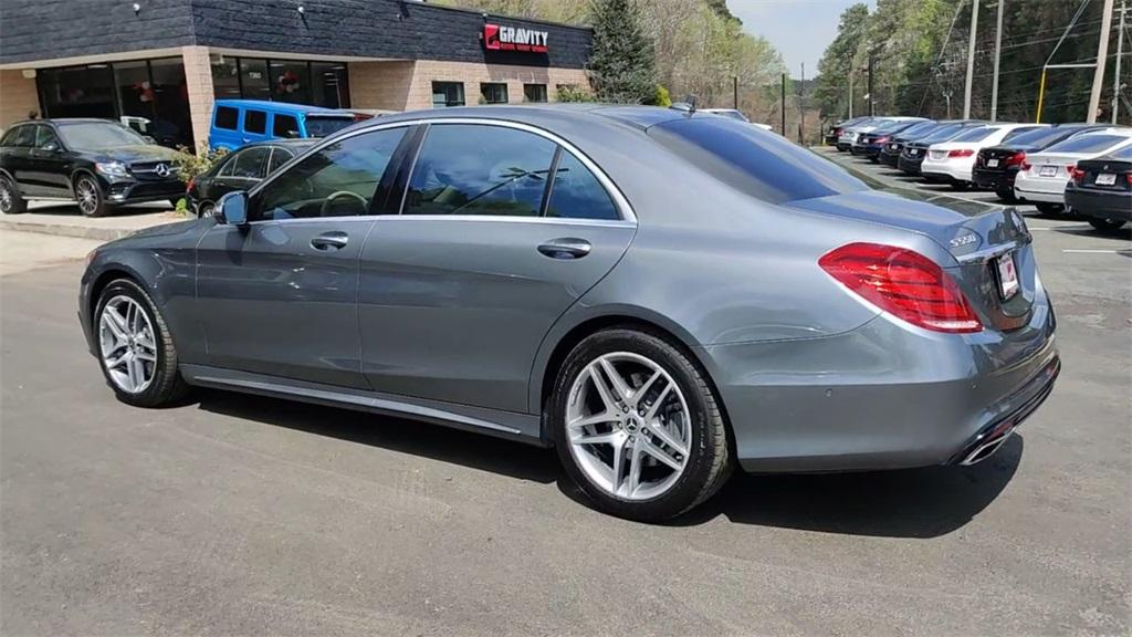 Used 2017 Mercedes-Benz S-Class S 550 | Sandy Springs, GA