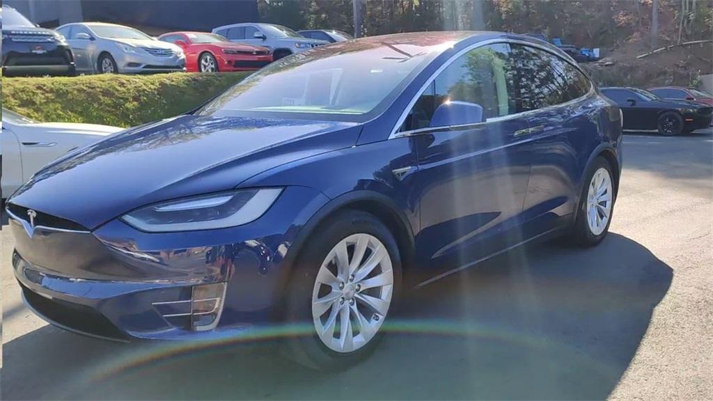 Used 2016 Tesla Model X 75D | Sandy Springs, GA