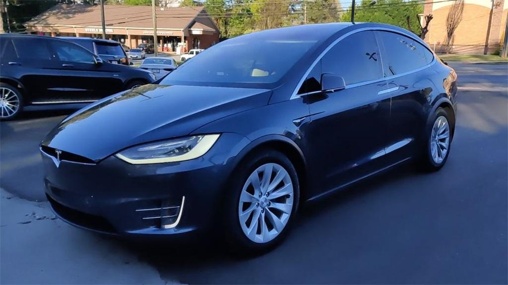 Used 2016 Tesla Model X 75D | Sandy Springs, GA