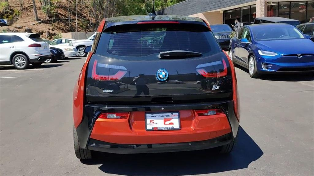 Used 2014 BMW i3 with Range Extender | Sandy Springs, GA