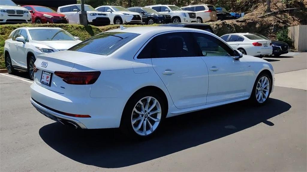 Used 2019 Audi A4 2.0T Premium | Sandy Springs, GA