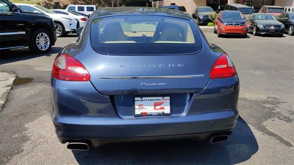 Used 2013 Porsche Panamera  | Sandy Springs, GA