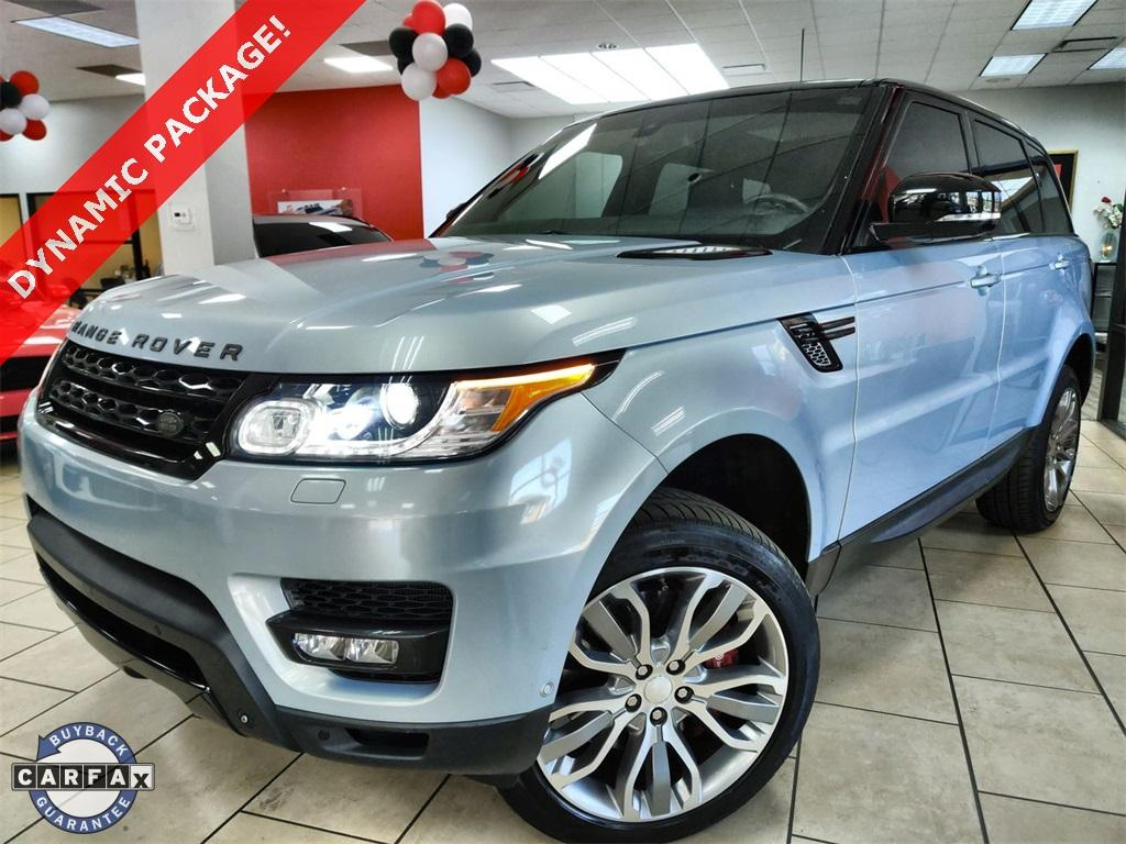 Used 2014 Land Rover Range Rover Sport 5.0L V8 Supercharged | Sandy Springs, GA